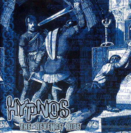 HYPNOS - The Revenge Ride CD