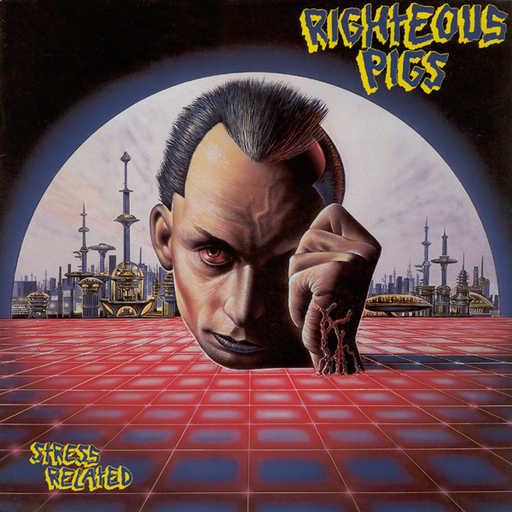 RIGHTEOUS PIGS - Stress Related LP