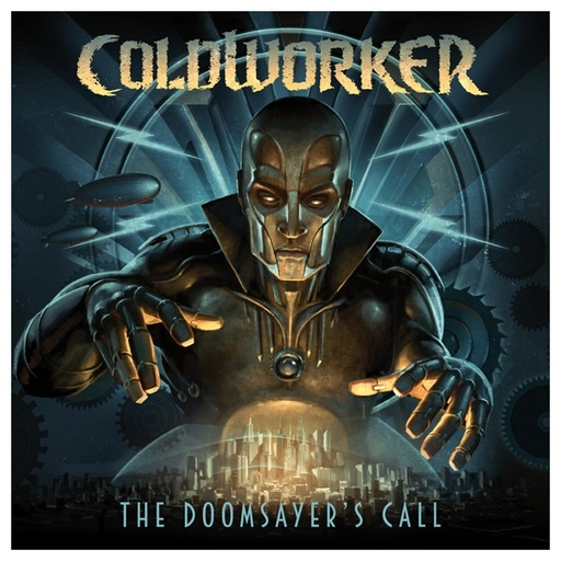 COLDWORKER - The Doomsayer's Call CD