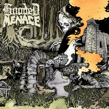 HOODED MENACE - Effigies Of Evil CD digipack