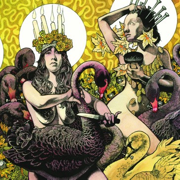 BARONESS - Yellow & Green 2xCD