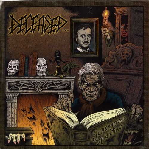 DECEASED - Supernatural Addiction CD
