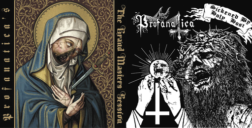 PROFANATICA - Sickened by Holy Host Deluxe CD