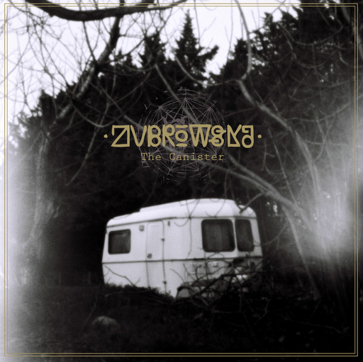 ZUBROWSKA - The Canister CD digipack