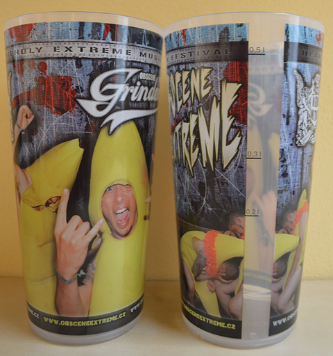 OBSCENE EXTREME 2013 - Grinding Banana - CUP