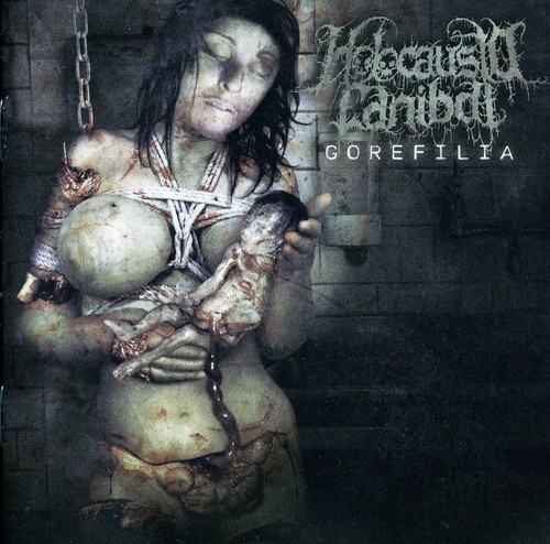 HOLOCAUSTO CANIBAL - Gorefilia CD digipack