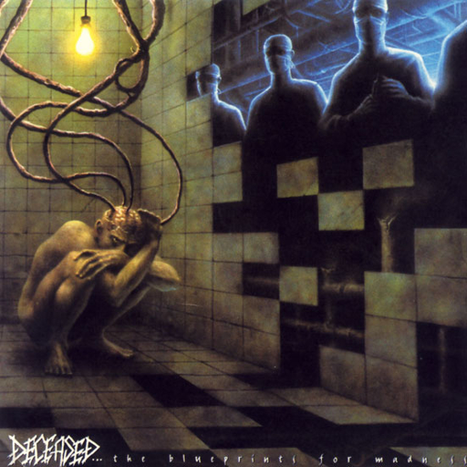 DECEASED - The Blueprints For Madness CD