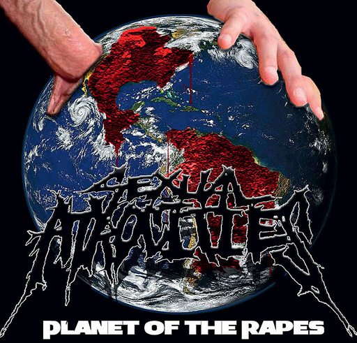 SEXUAL ATROCITIES - Planet Of The Rapes CD