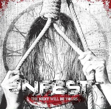 INFEST- The Next Will Be Yours... CD
