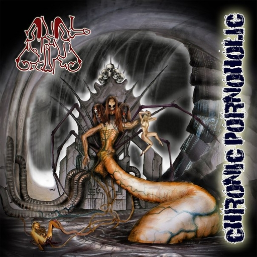 ANAL GRIND - Chronic Pornoholic CD