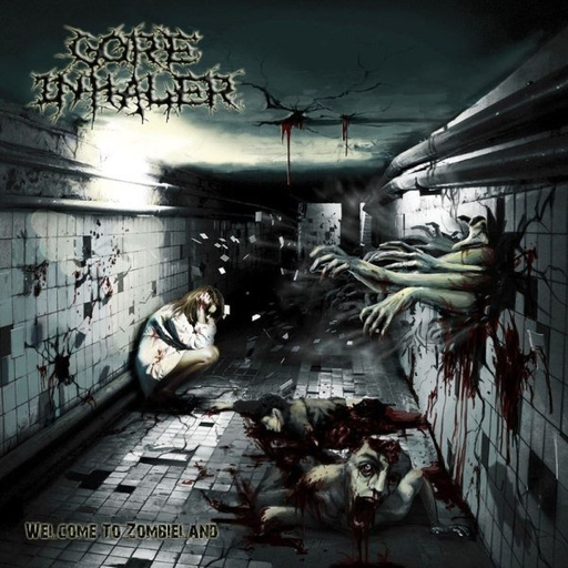 GORE INHALER - Welcome To Zombieland CD