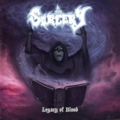 SORCERY - Legacy of Blood CD