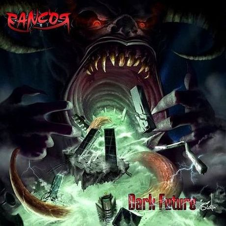 RANCOR - Dark Future CD