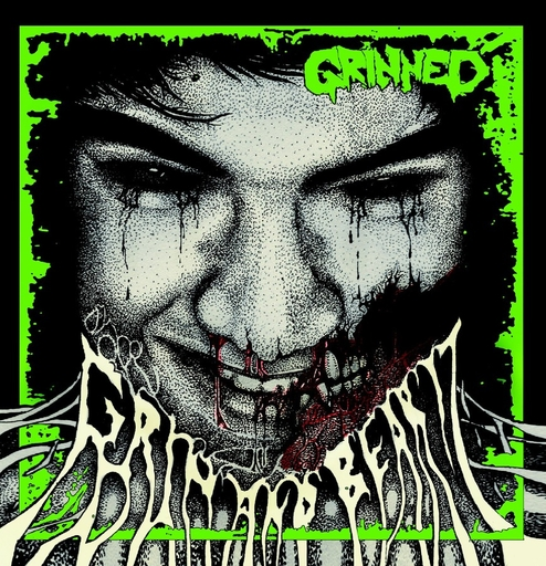 GRINNED - Grin And Bear It! CD