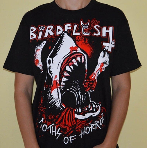 BIRDFLESH - Tooths Of Horror TS