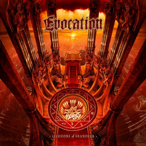 EVOCATION - Illusions Of Grandeur CD