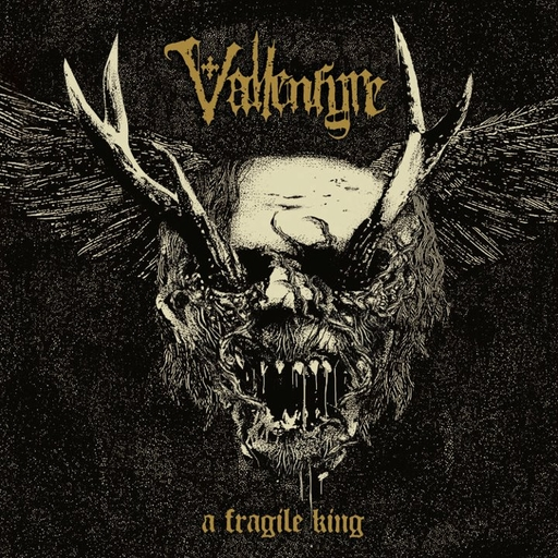 VALLENFYRE - A Fragile King CD