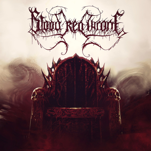BLOOD RED THRONE - S/T CD