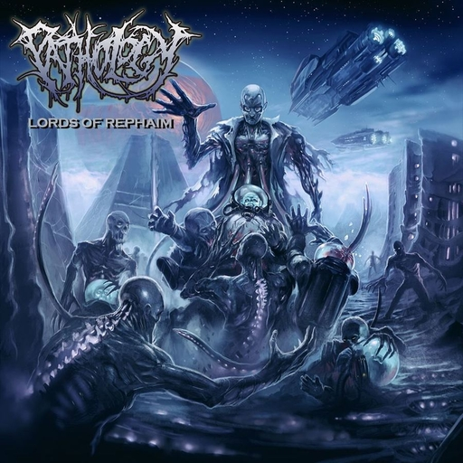PATHOLOGY - Lords Of Rephaim CD
