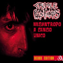 CRIPPLE BASTARDS - Misantropo a Senso Unico CD digipack
