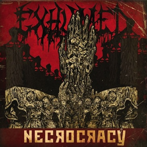 EXHUMED - Necrocracy CD
