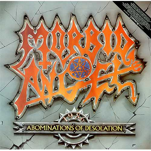 MORBID ANGEL - Abominations Of Desolation CD