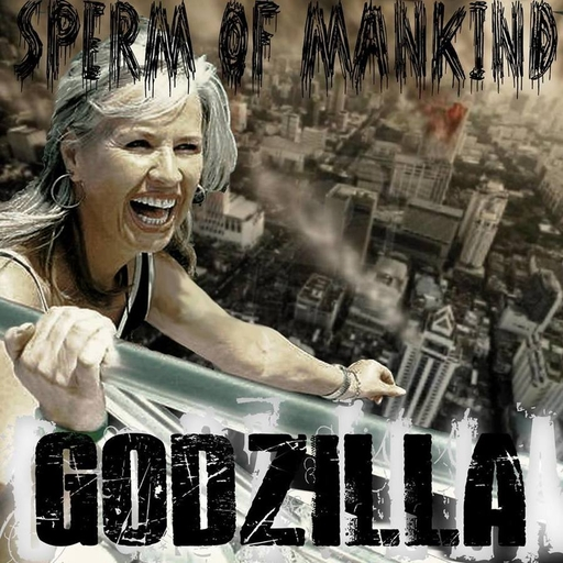 SPERM OF MANKIND - Godzilla CD