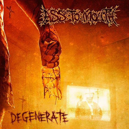 ASS TO MOUTH - Degenerate CD