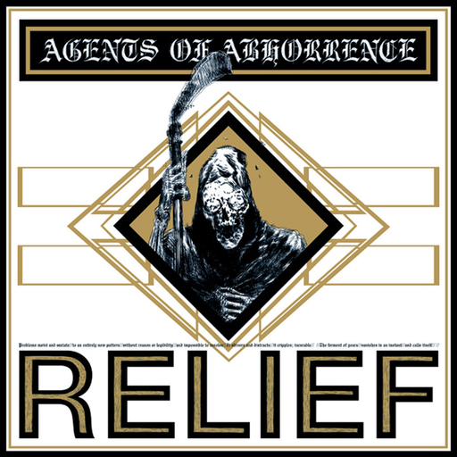 AGENTS OF ABHORRENCE - Relief CD