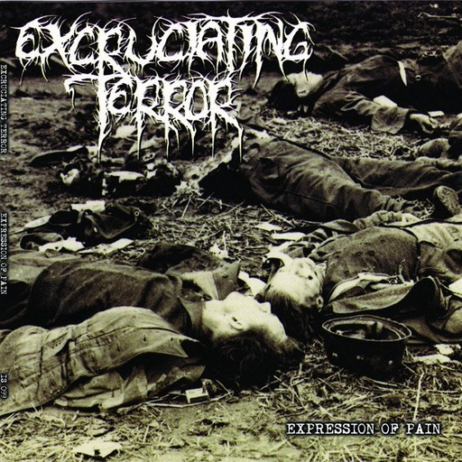 EXCRUCIATING TERROR - Expression Of Pain CD