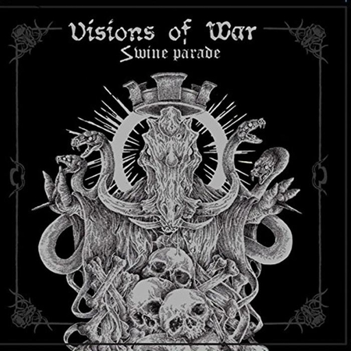 VISIONS OF WAR - Swine Parade CD
