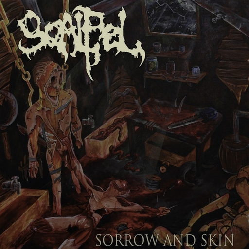 SCALPEL - Sorrow And Skin CD