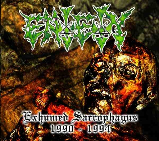 ENTETY - Exhumed Sarcophagous CD