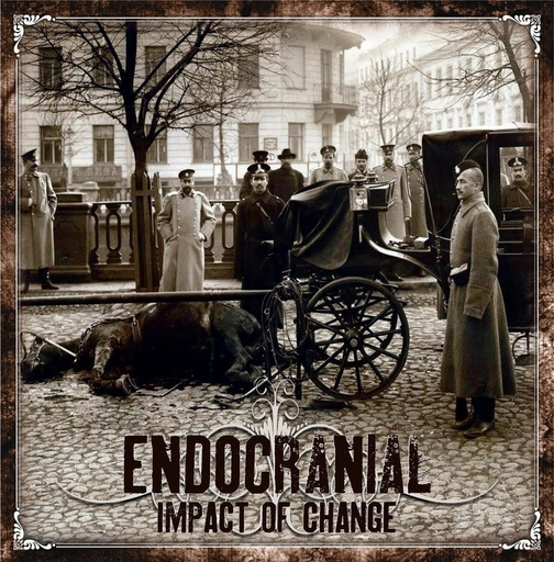 ENDOCRANIAL - Impact Of Change CD