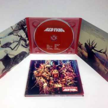 RED FANG - Whales And Leeches CD digipack