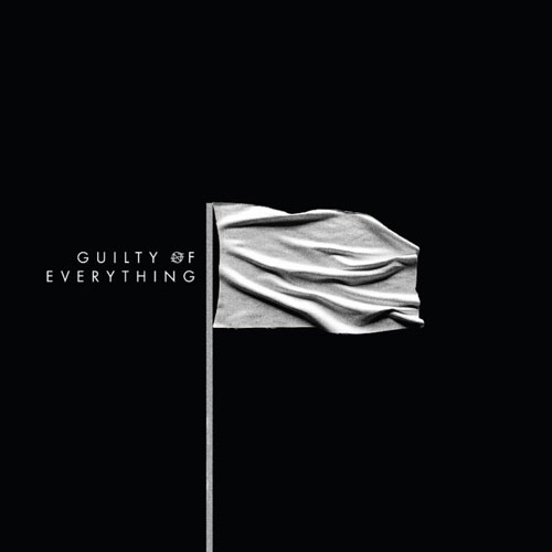 NOTHING - Guilty Of Everything CD