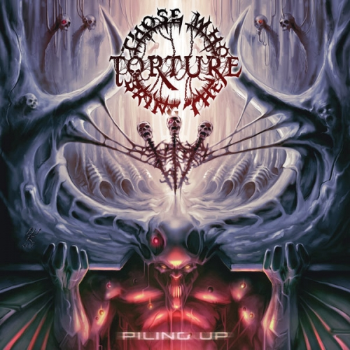 THOSE WHO BRING THE TORTURE - Piling Up CD