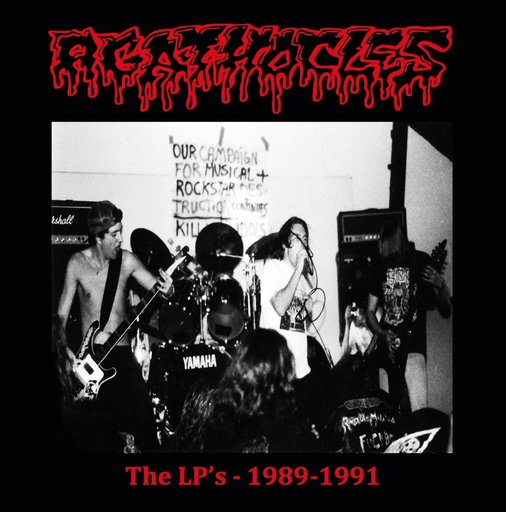 AGATHOCLES - The LP's - 1989 - 1991 LP