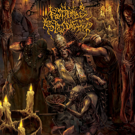 POSTHUMOUS BLASPHEMER - Exhumation of Sacred Impunity CD