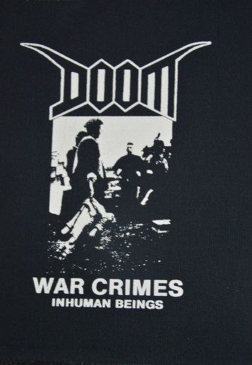 DOOM - War Crimes / Inhuman Beings PATCH