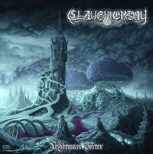 SLAUGHTERDAY - Nightmare Vortex CD