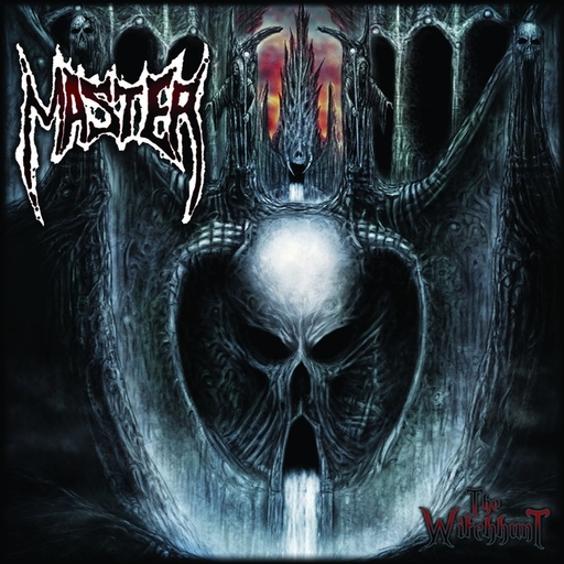 MASTER - The Witch-hunt CD