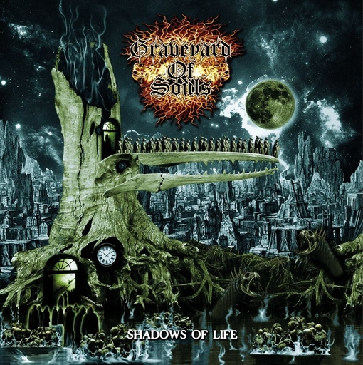 GRAVEYARD OF SOULS - Shadows Of Life CD