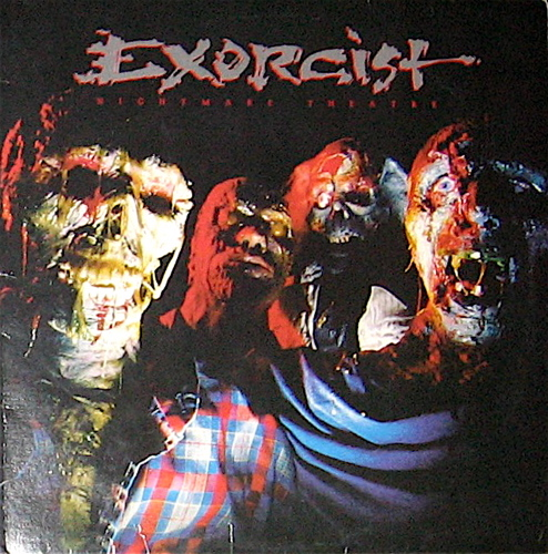 EXORCIST - Nightmare Theatre LP