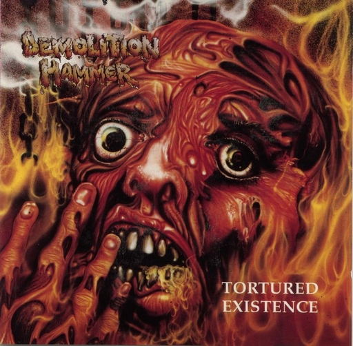 DEMOLITION HAMMER - Tortured Existence CD