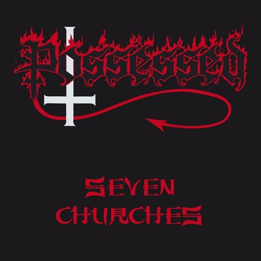 POSSESSED - Seven Churches CD