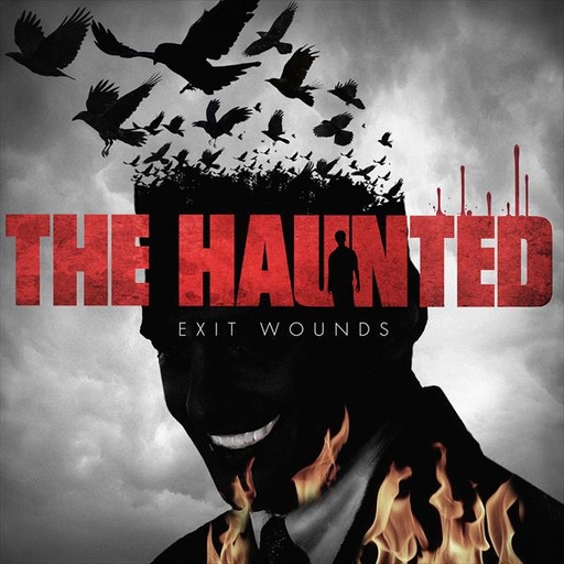 THE HAUNTED - Exit Wounds CD