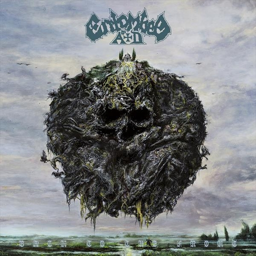 ENTOMBED A.D. - Back To The Front CD