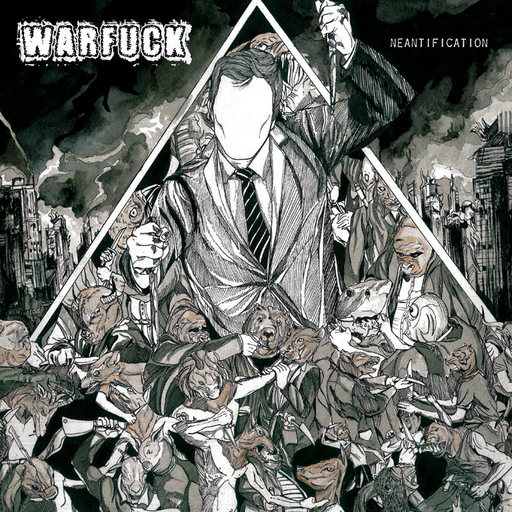 WARFUCK - Neantification CD