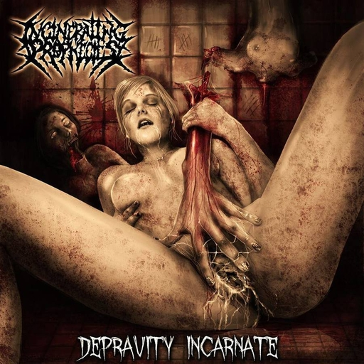 INCINERATING PROPHECIES - Depravity Incarnate CD